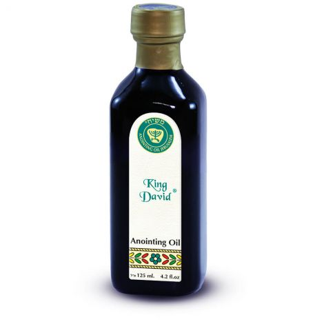 125ml King David Anointing Oil from Ein Gedi - Made in Israel