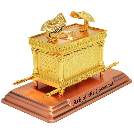 Ark of the Covenant - Gold Plated Replica from Jerusalem