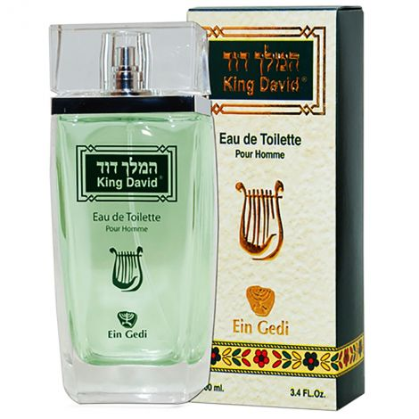 Biblical 'King David' Eau de Toilette for Men - 100ml
