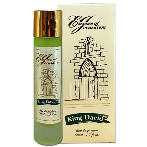Essence of Jerusalem - Biblical Parfum - King David - 50ml