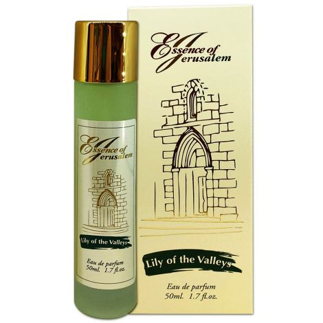 Essence of Jerusalem - Biblical Parfum - Lily of the Valley - 50ml