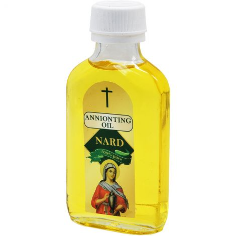 Nard' Anointing Oil - Mary Magdalena Prayer Oil - 100 ml