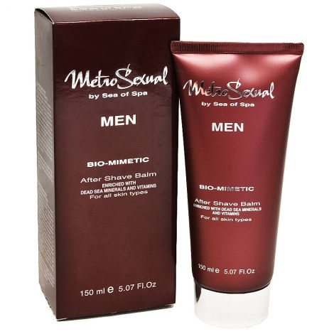 Sea of Spa Metro Sexual After Shave Balm Moisturizer