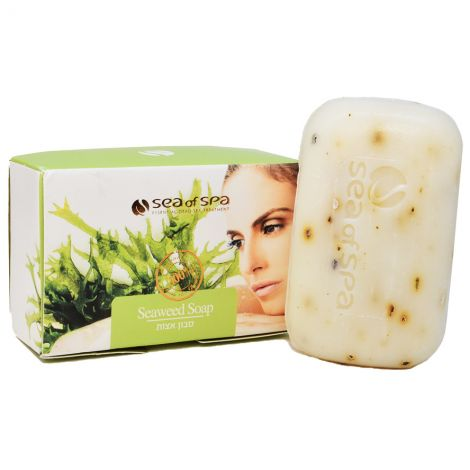 Anti-Cellulite Seaweed Soap with Dead Sea Minerals by Sea of Spa
