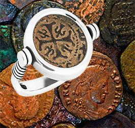 Are the ancient coins authentic?