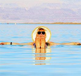Does Dead Sea mineral cream keep your skin young?