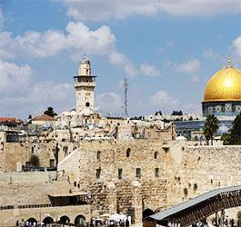 Gifts of Faith from Jerusalem