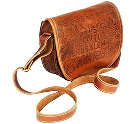Leather bags made in Israel