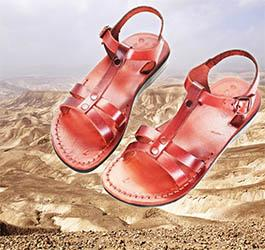 What are Jesus Sandals?