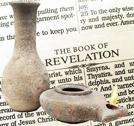 What biblical lessons can we learn from oil lamps?