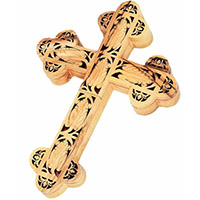 Wooden Crosses from Israel