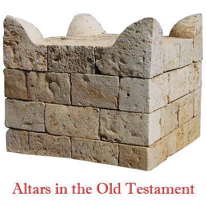 Altars in the Old Testament